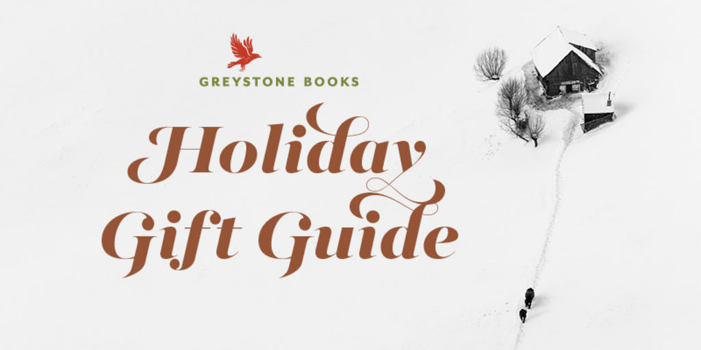 Happy holidays from Greystone Books!
