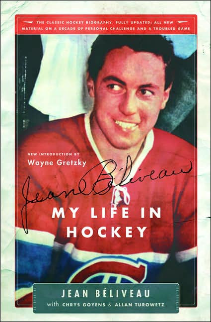 Jean Beliveau, 2d Edition