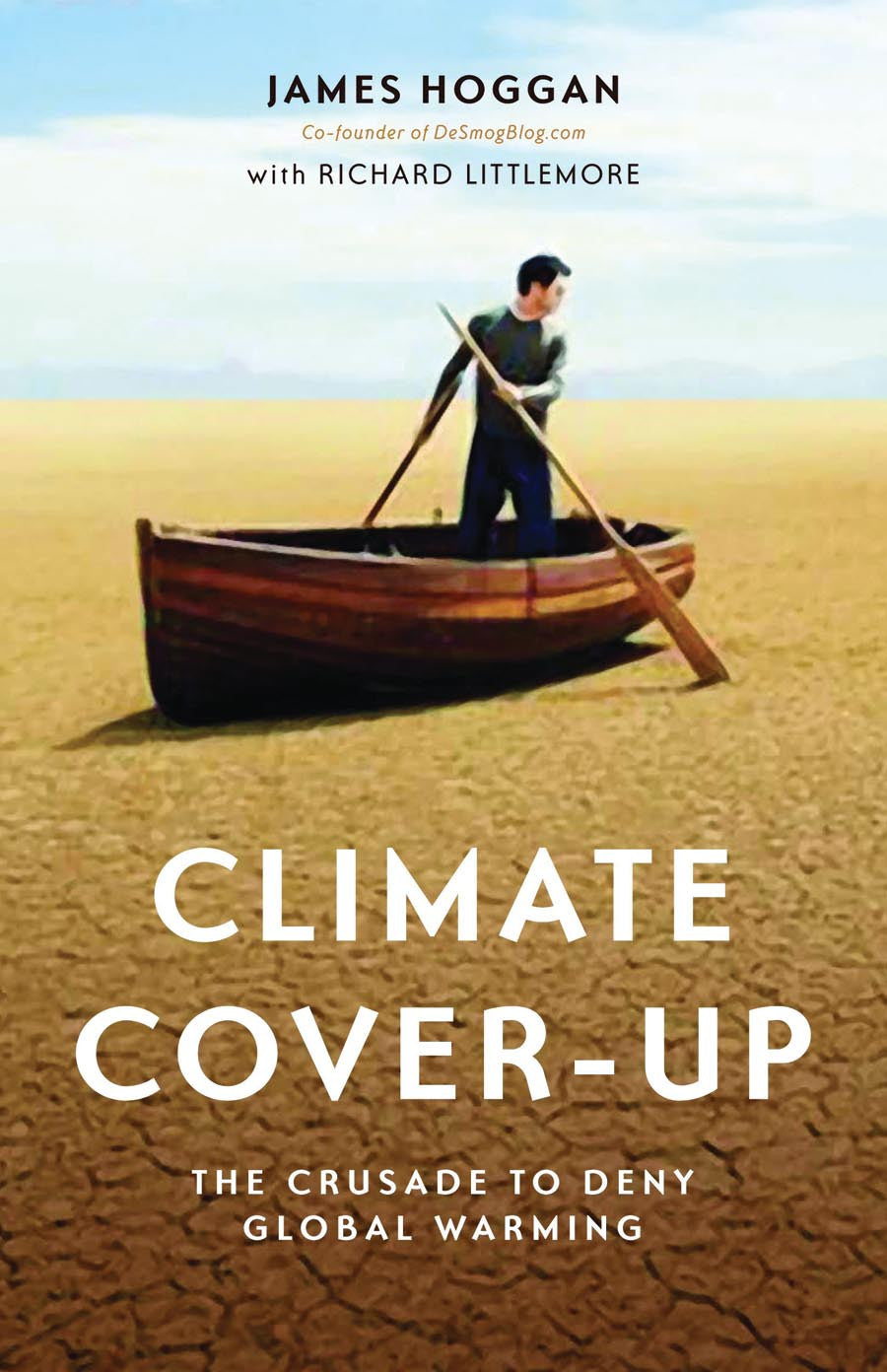 Climate Cover Up