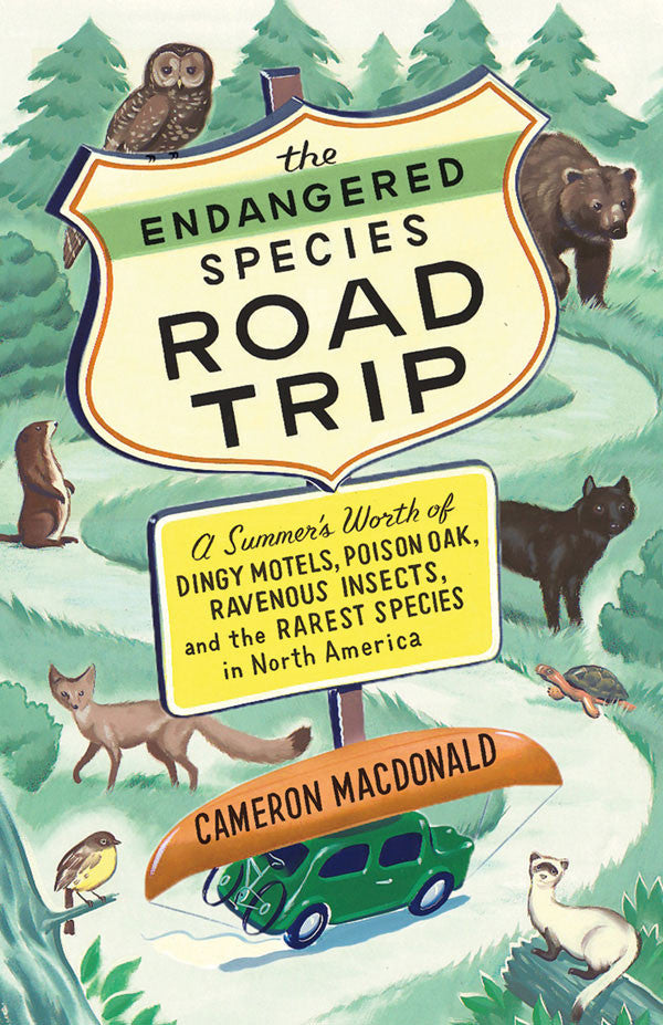 Endangered Species Road Trip