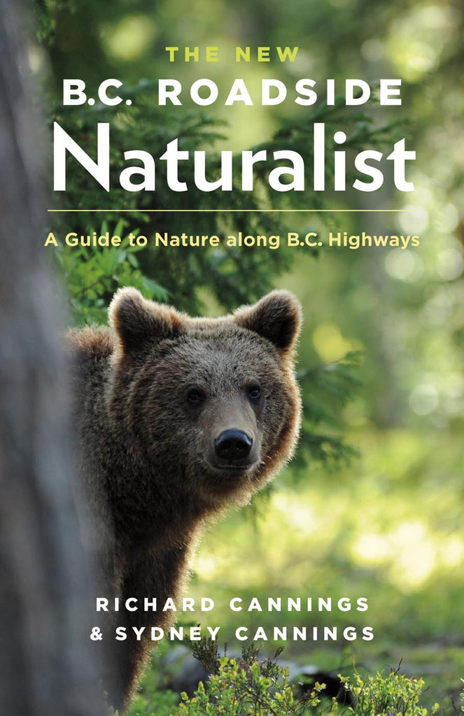 The New B.C. Roadside Naturalist