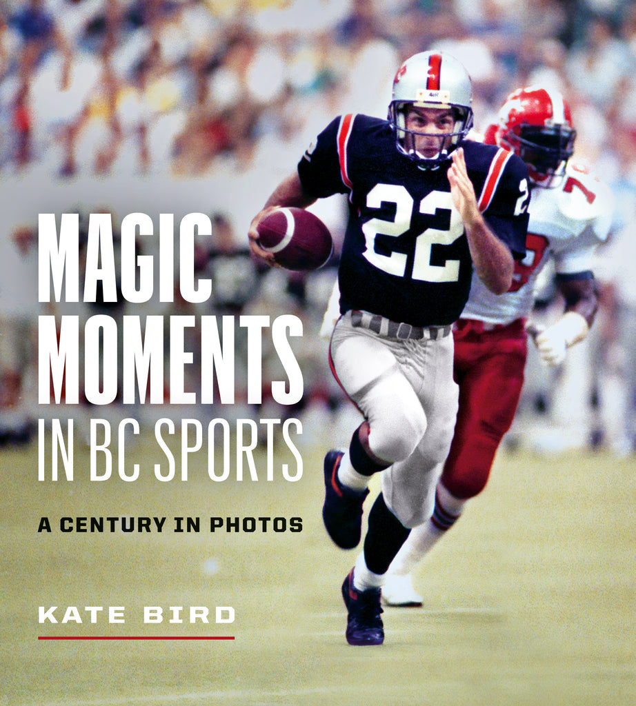 Magic Moments in BC Sports