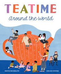 Teatime Around the World