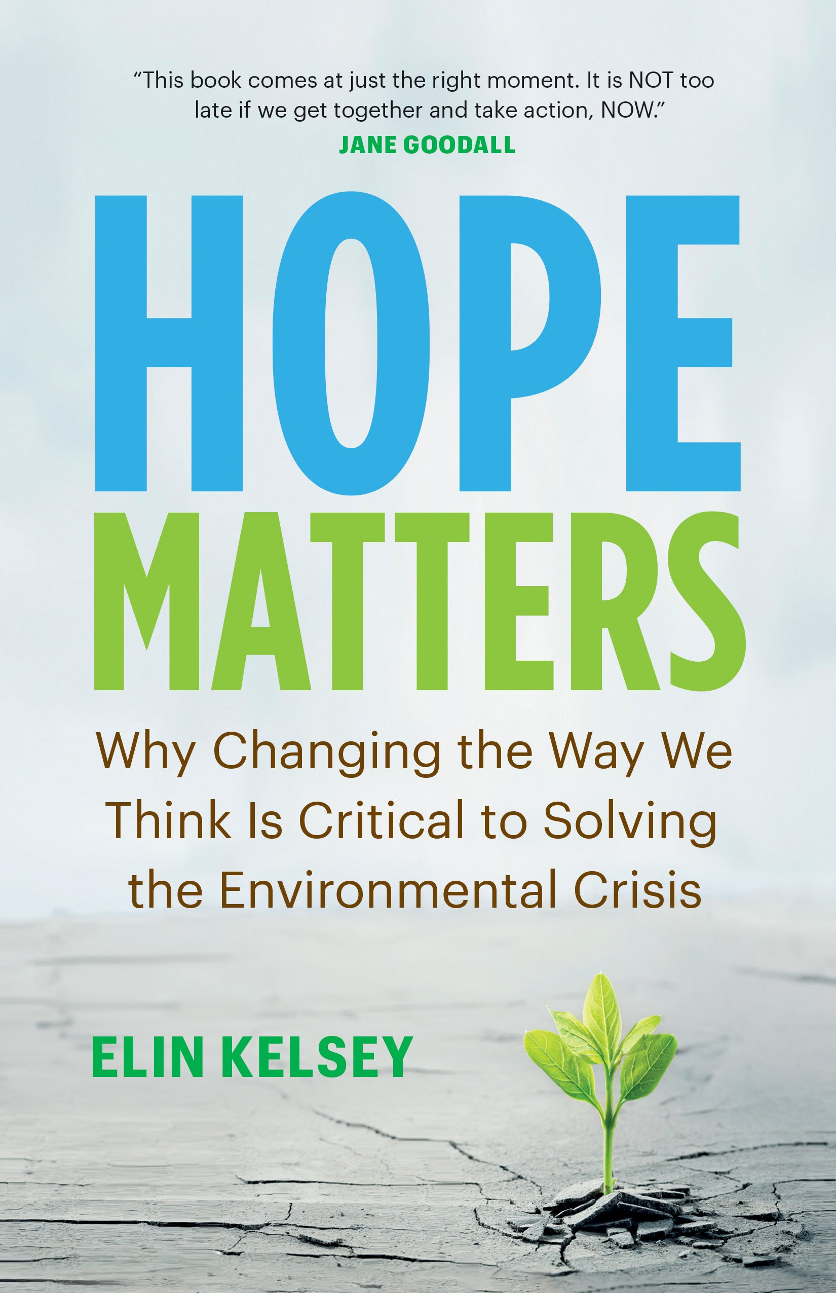 Hope Matters – Greystone Books Ltd.