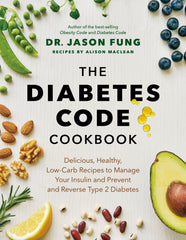The Diabetes Code Cookbook