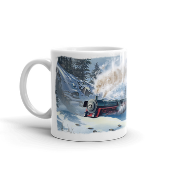 Rail Nation mug