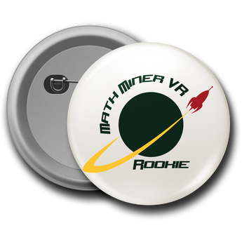 Rookie pin button
