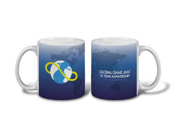 GAME JAM COFFEE MUG