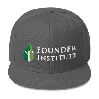 Founder Institute Hat (3 colors available)