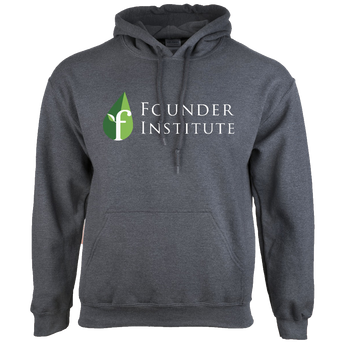 Founder Institute Hoodie (5 colors available)