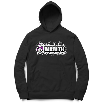 Wraith Games Cracked hoodie