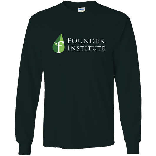 Founder Institute Long Sleeve T-Shirt (3 colors available)