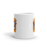 Maine Coon mug by Fancy Cats