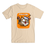 Maine Coon t-shirt by Fancy Cats (7 colors available)
