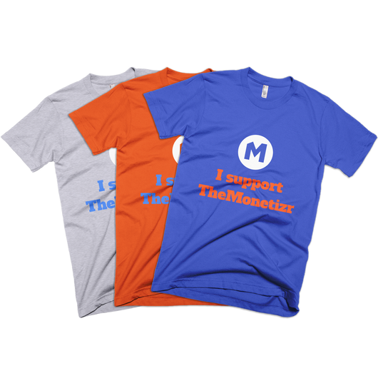 Support TheMonetizr - Super Fan Pack