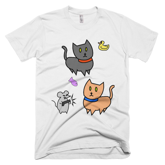GGJ17 - Mousezart T-Shirt