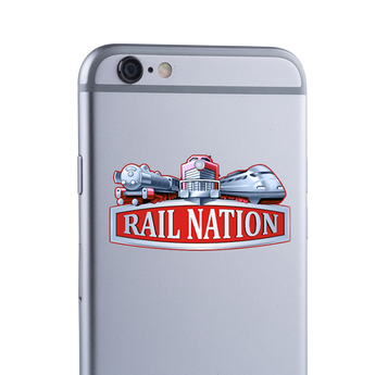 Rail Nation sticker