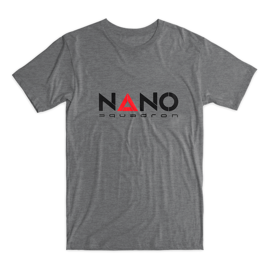 Nano Squadron t-shirt dark gray