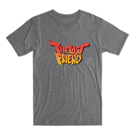 The Last Friend t-shirt dark gray