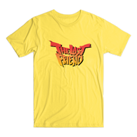 The Last Friend t-shirt yellow