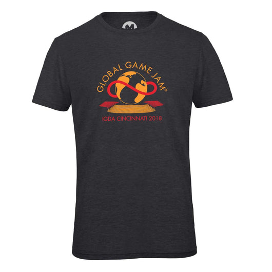 IGDA Cincinnati (Global Game Jam) T-shirt