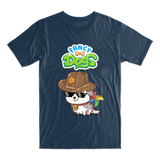 Sheriff t-shirt by Fancy Dogs (7 colors available)