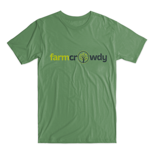 Farmcrowdy T-shirt