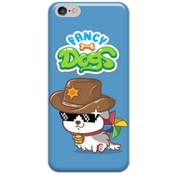 Sheriff phone-case by Fancy Dogs (7 colors available)