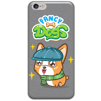 Artist phone-case by Fancy Dogs (7 colors available)