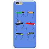 Horse Costumes iPhone Case (3 colors available)