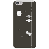 2. Nightly T-Rex phone-case (7 colors available)