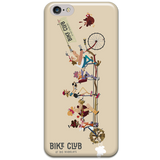 Bike Club iPhone Case (7 colors available)