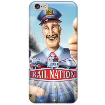 Rail Nation Phone Case
