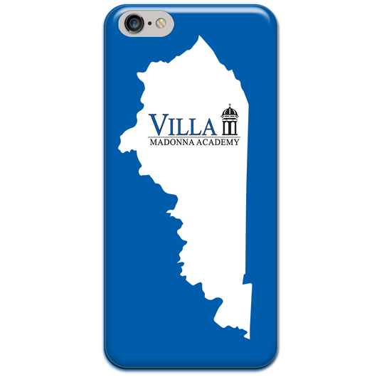 Villa Madonna Academy iPhone Case