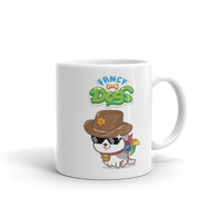 Sheriff mug by Fancy Dogs