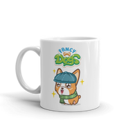 Artist mug by Fancy Dogs