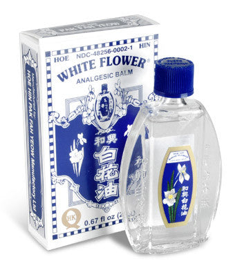White Flower Oil