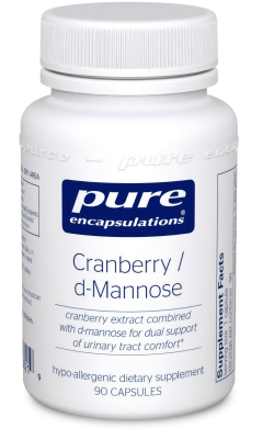 Cranberry d-Mannose 90ct