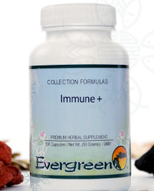 Immune + Chinese Herbal Formula
