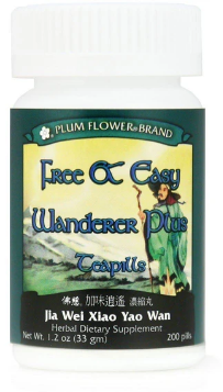 Free And Easy Wanderer Plus Teapills (Plum Flower brand)