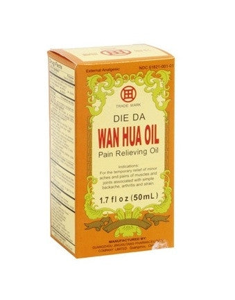 Wan Hua Oil 50ml