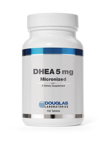 DHEA 5 mg Micronized