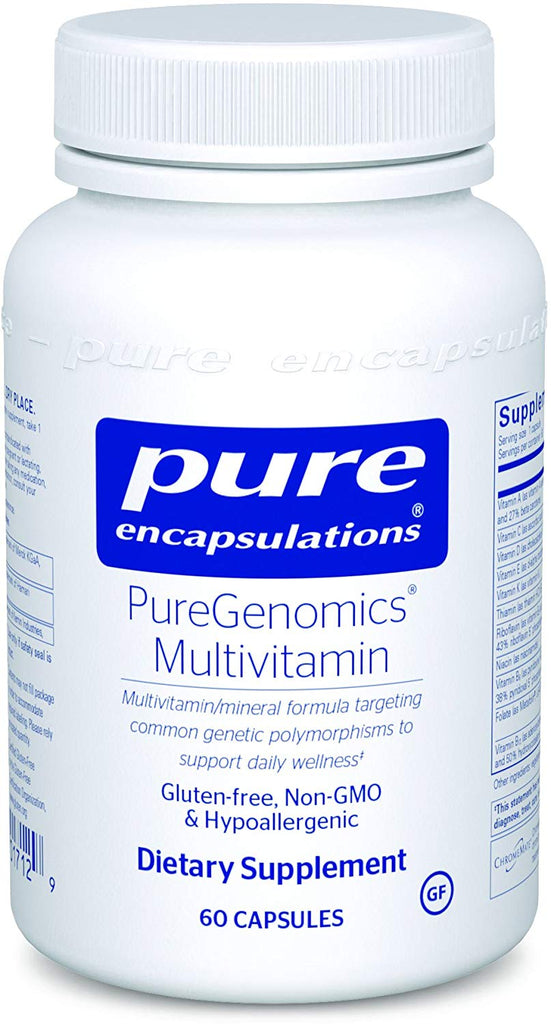 PureGenomics Multivitamin