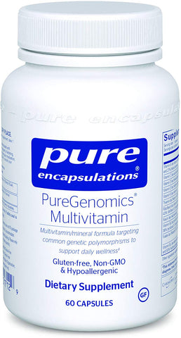 PureGenomics Multivitamin 60ct