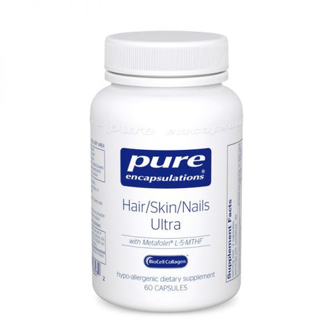 Hair Skin Nails Ultra 60ct