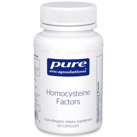 Homocysteine Factors