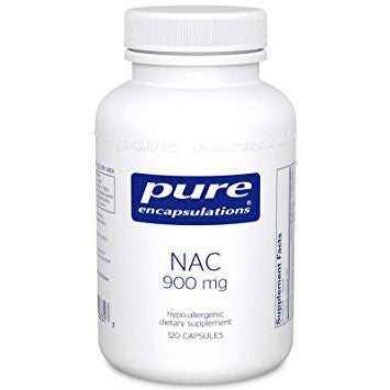 NAC 900mg 120ct