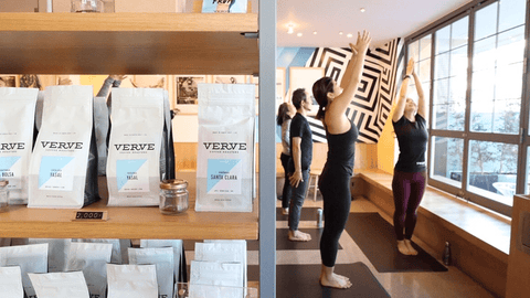 7/28(Sun) - Yoga For Coffee Lovers
