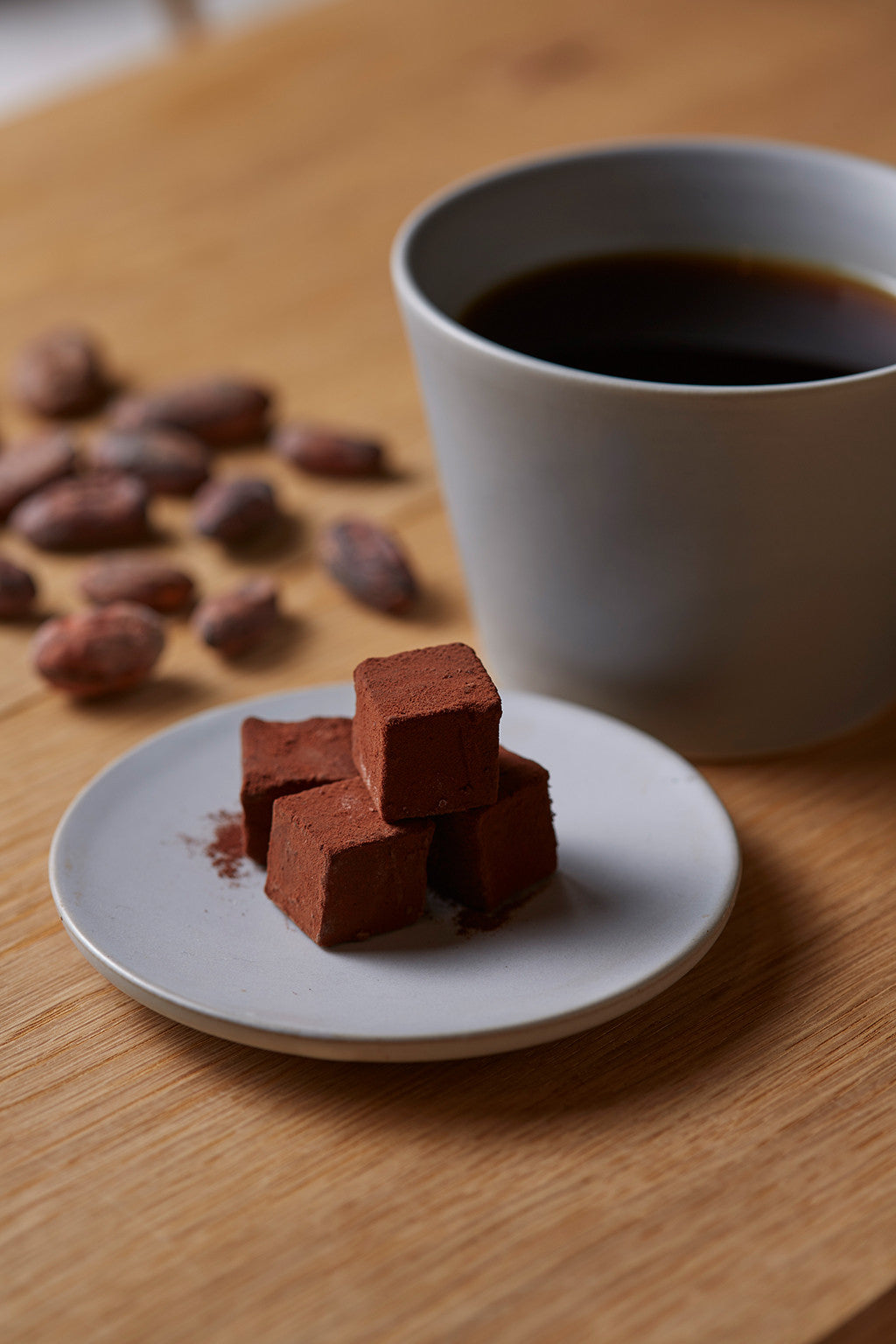 cacao×VERVE COFFEE ROASTERS「小町通りの石畳 VERVE COFFEE」