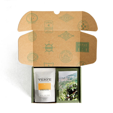 The Verve Blend 6-Pack Adventure Pack